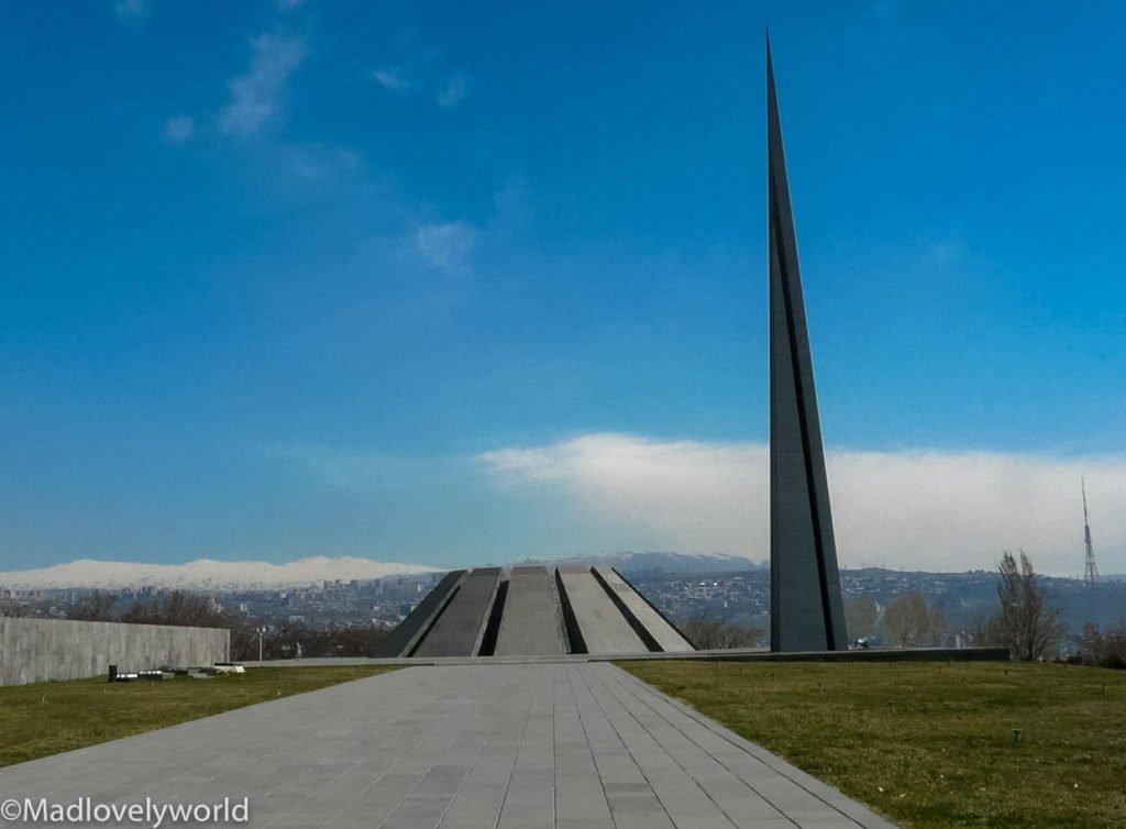 Zsitsernakaberd Memorial