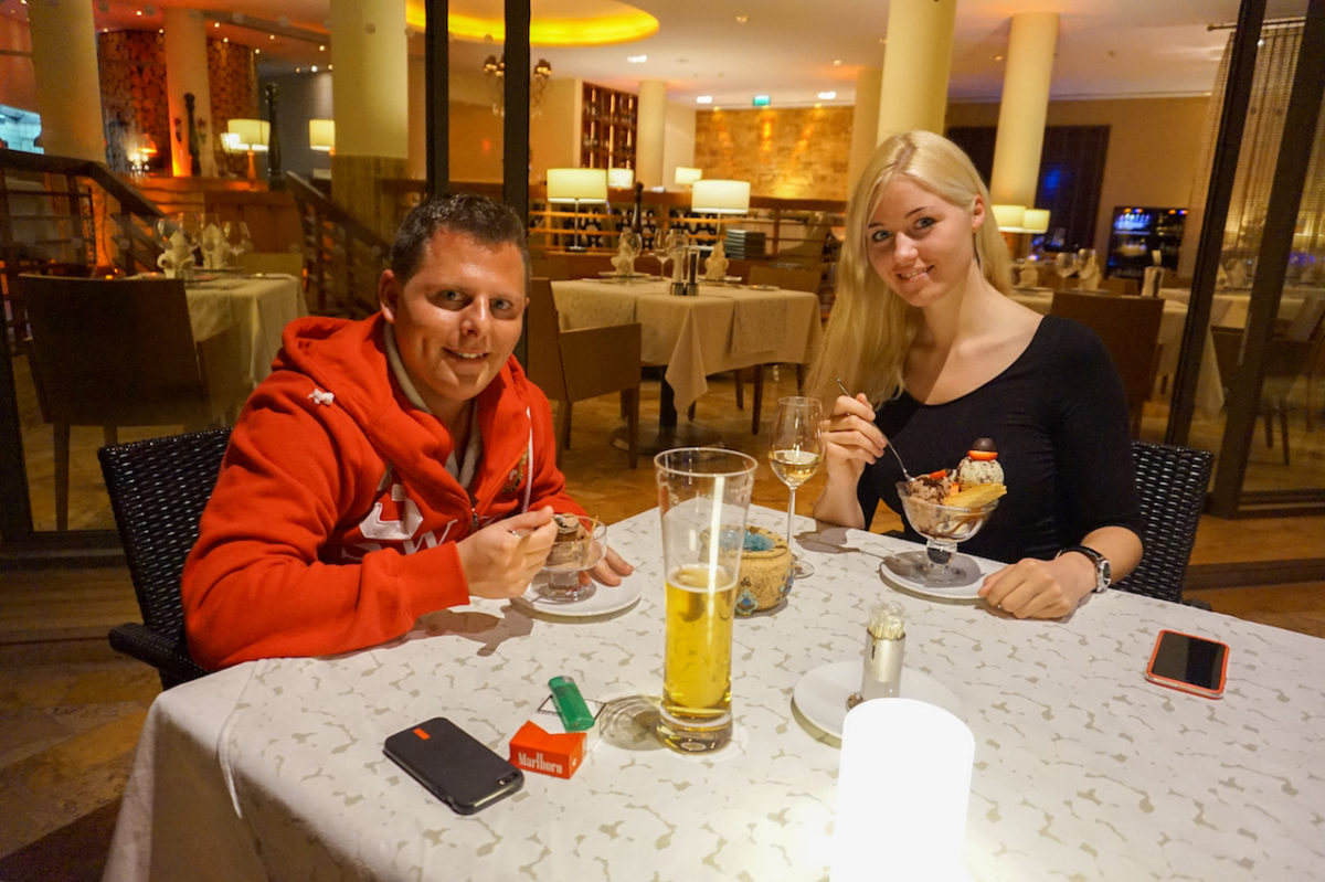 Mövenpick Tala Bay Resort Aqaba - Dinnertime