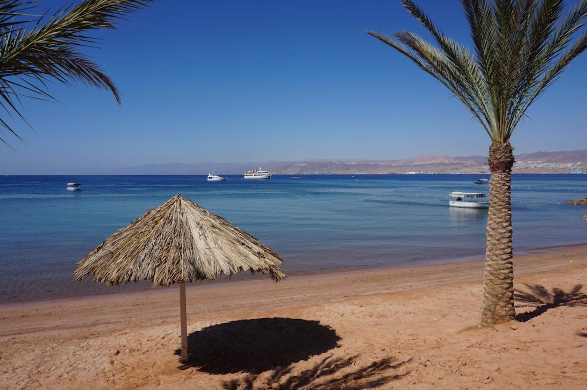 Mövenpick Resort Tala Bay Aqaba - Strand