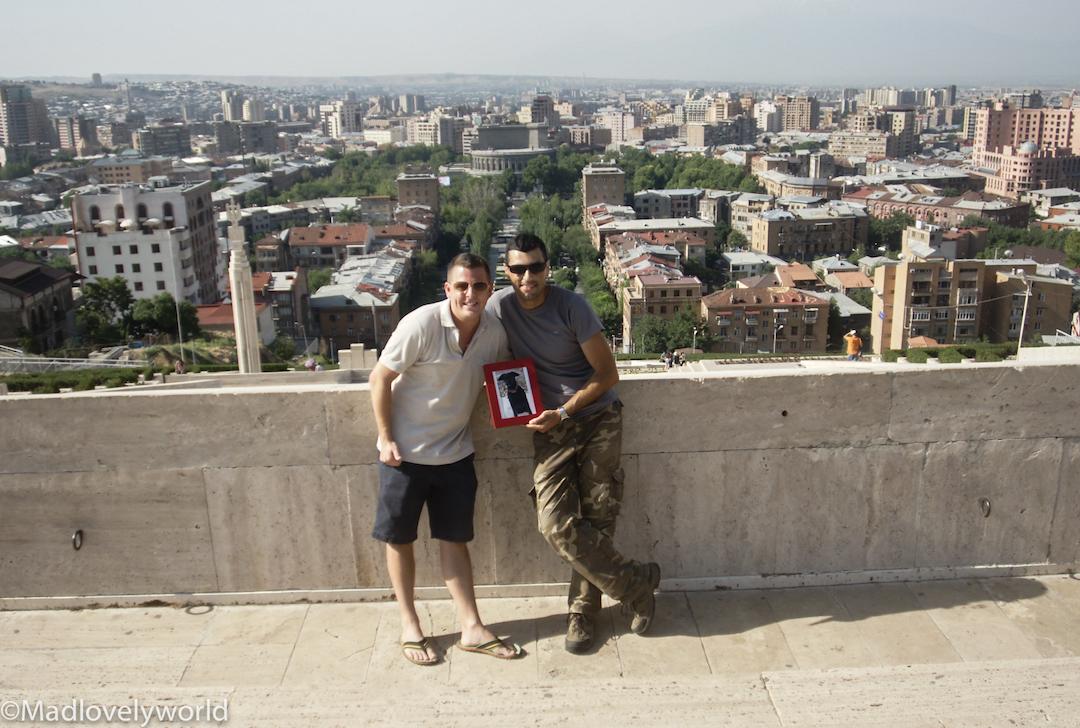 Yerevan, Stadt