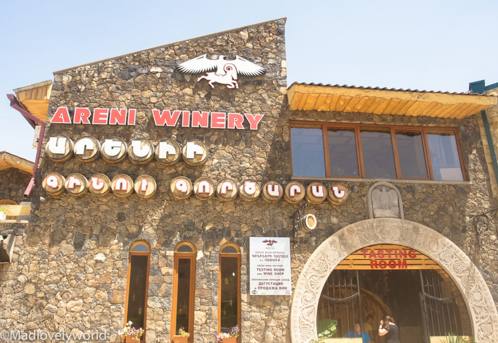 Arena Wine Factory