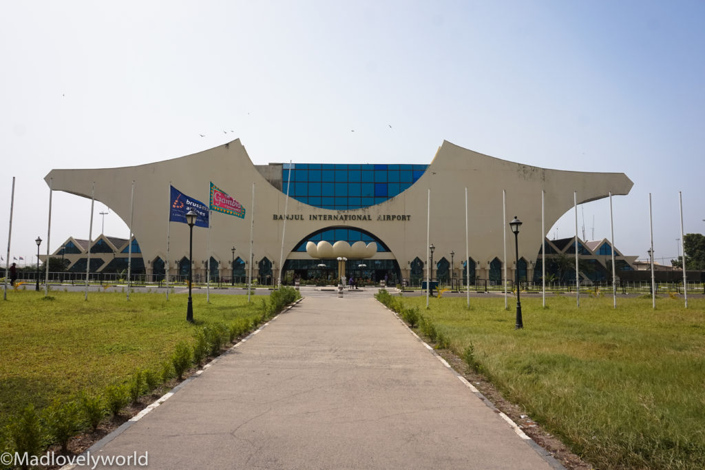International Airport Banjul