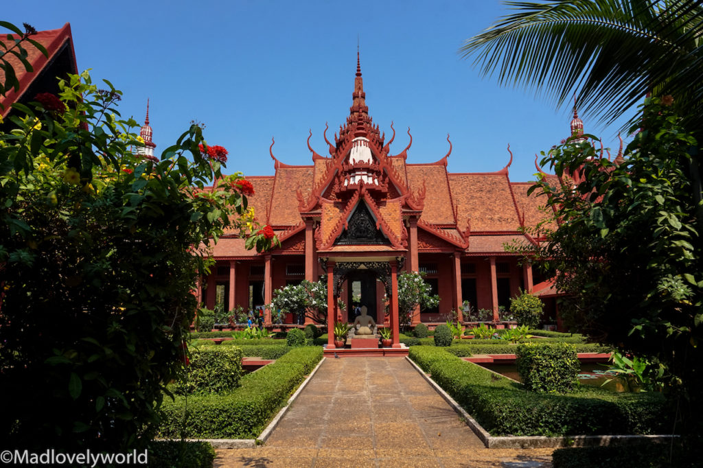 Nationalmuseum Kambodschas