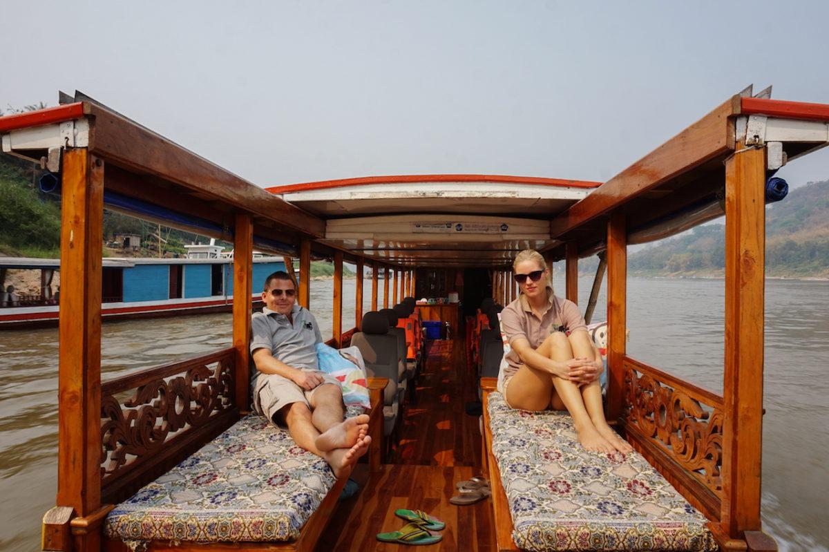 Private Boat :)