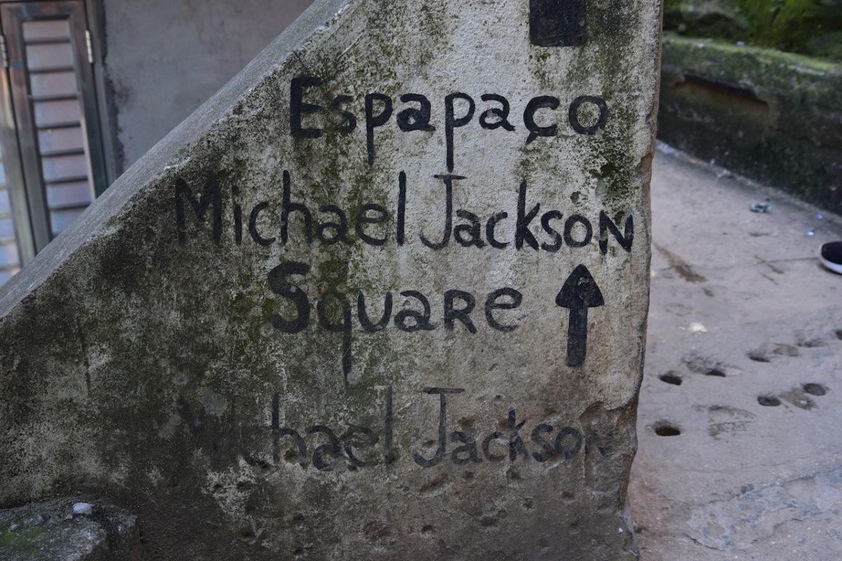 Michael Jackson Square