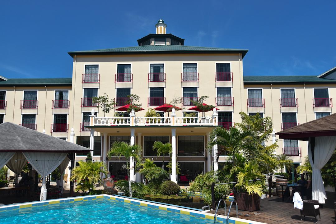 Hotel, Paramaribo
