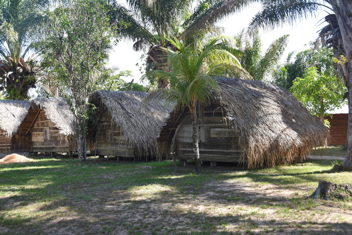 Apiapaati Lodge, Suriname