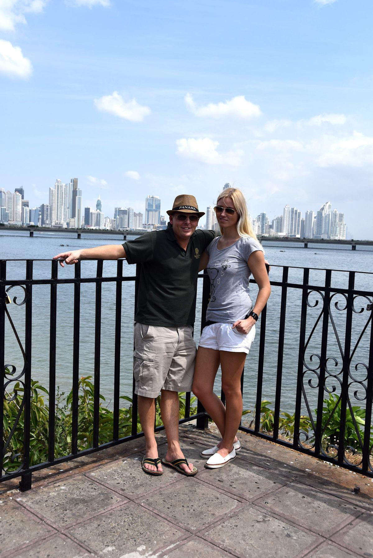 Couple of Panama