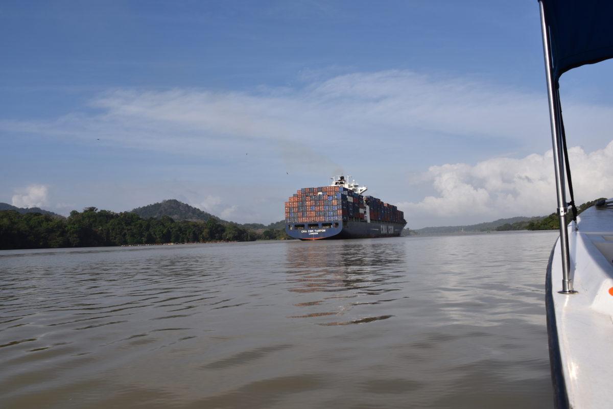 Ship Panama Canal