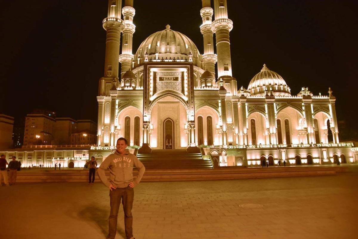 Heydar Moschee