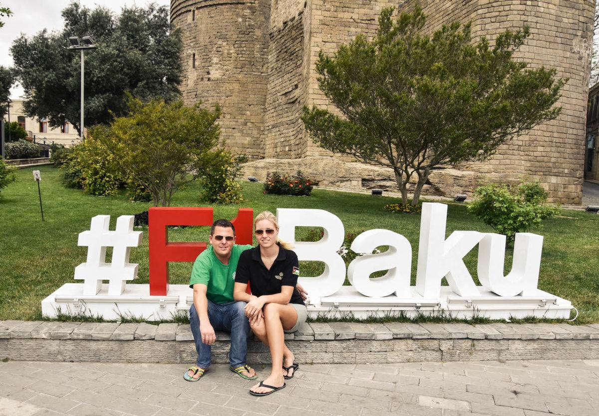 #Formel 1 Baku