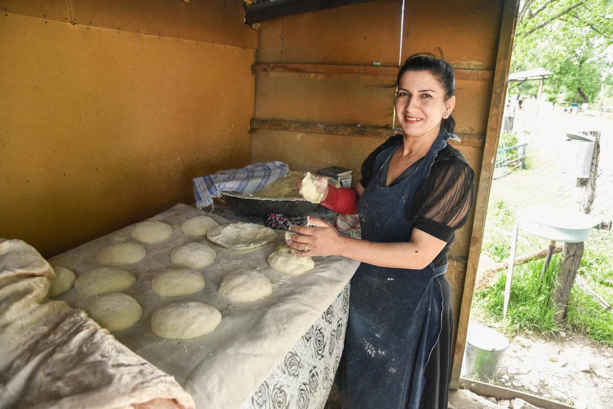 Bäckerei Azerbaijan
