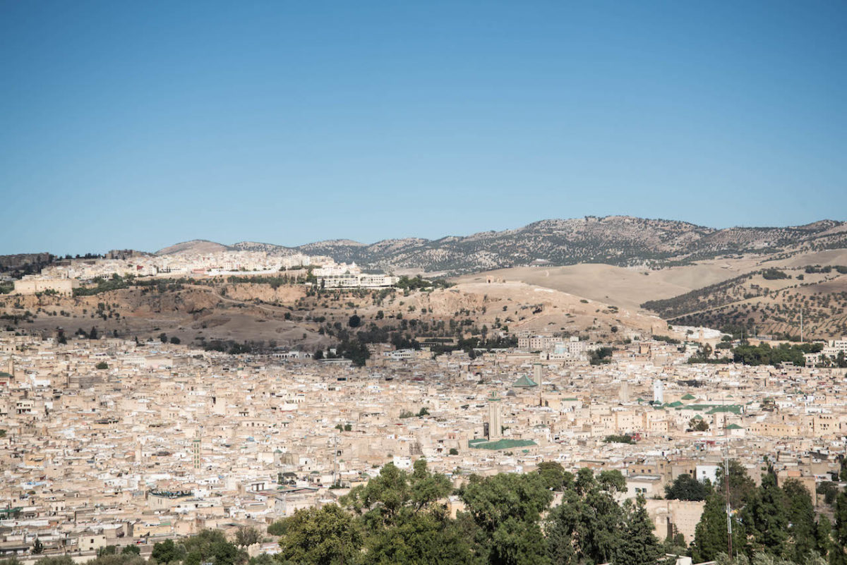 Fés - die größte Medina Afrikas