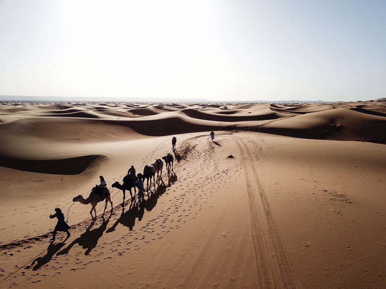 Karavane_Marokko