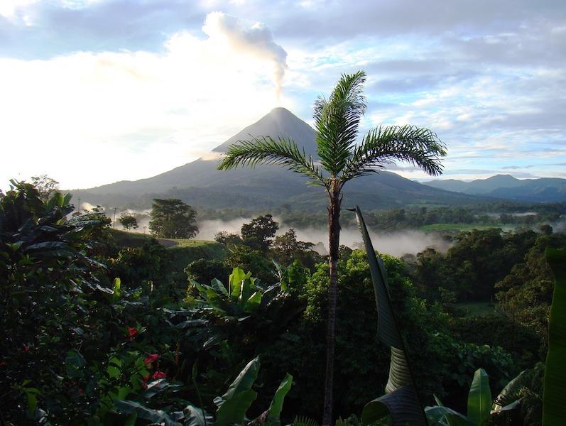 volcano La Fortuna - Costa Rica