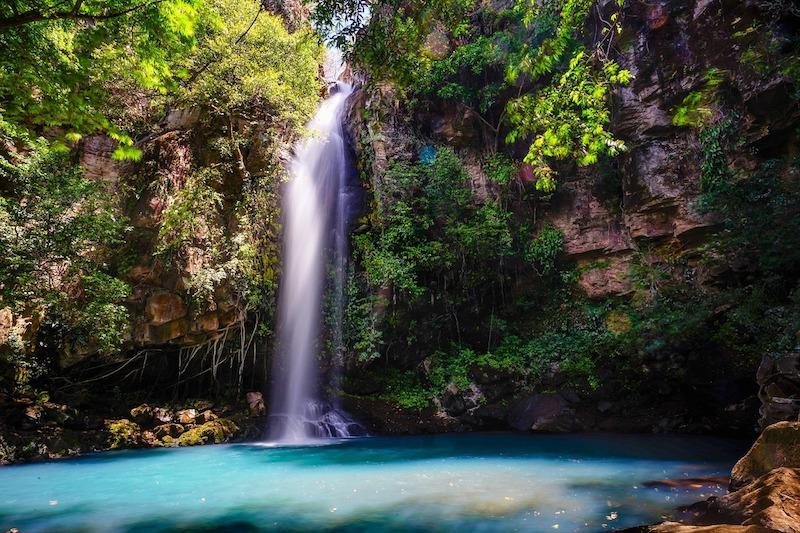 Waterfall La Fortuna - Costa Rica